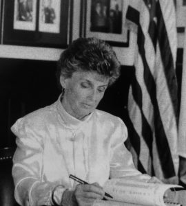Photo of Honorable Mayor Rosemary S. Tierney
